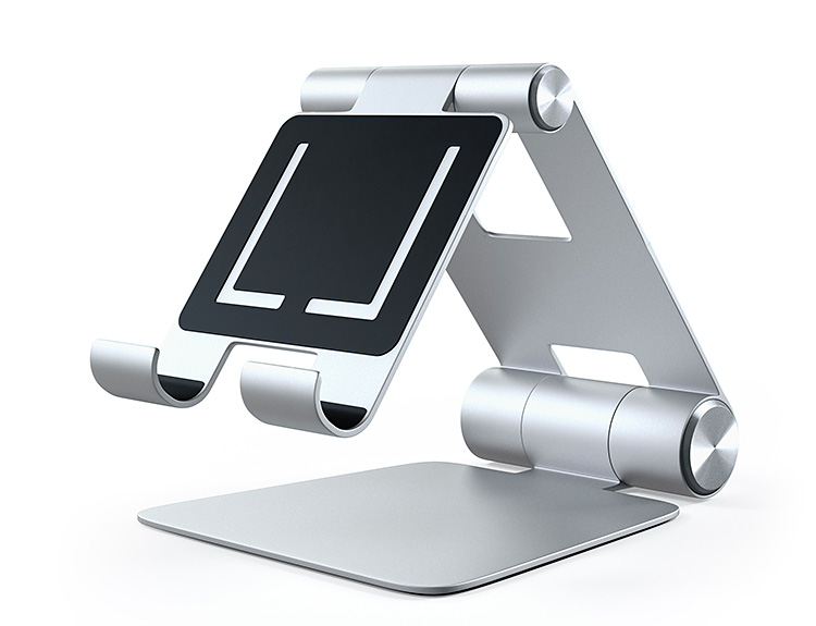 The Satechi R1 Stand Holds Your Device in the Perfect Position at werd.com