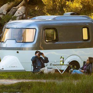Airstream Introduces The Nest, Its First Fiberglass Camper
