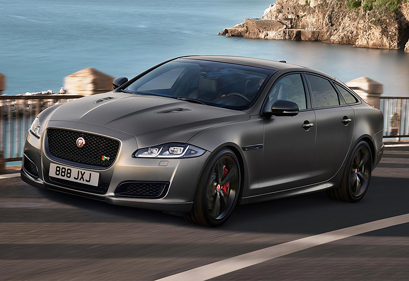 Jaguar Creates The Fastest XJ Ever: The 2018 XJR575 at werd.com