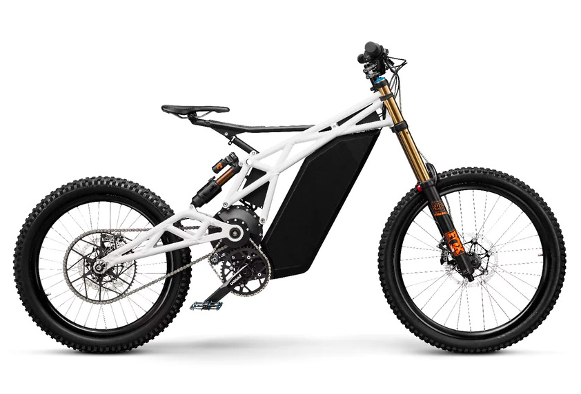 Neematic Electric Bike Blurs The Lines Between MTB & Motocross at werd.com