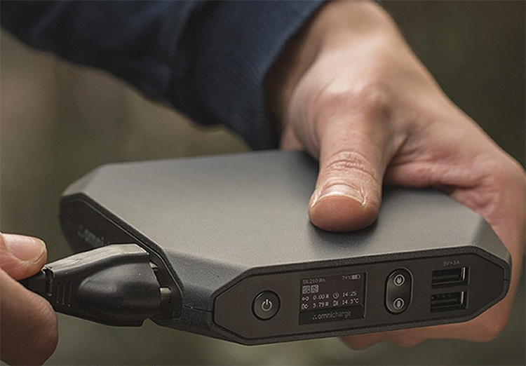 Omnicharge Offers Backup Power For More Demanding Devices at werd.com