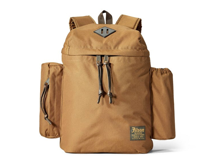 The Field Pack from Filson is Built for Adventures & Every Day Action at werd.com