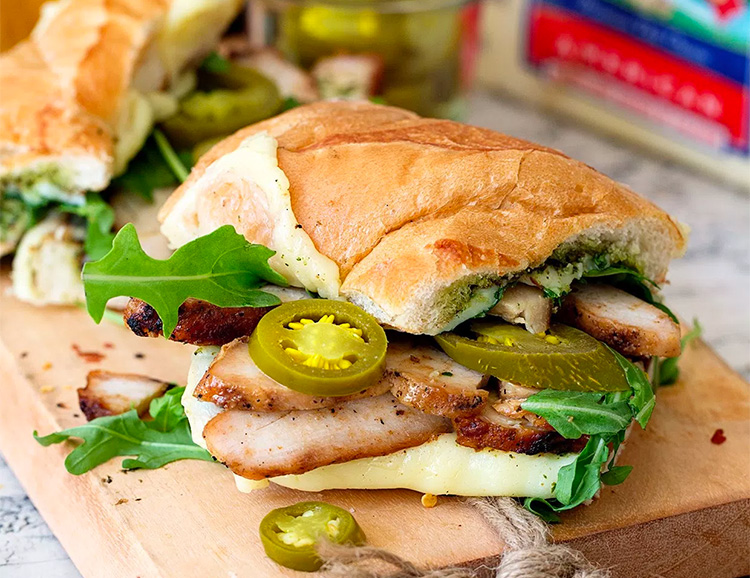 Go Ahead, Make Yourself a Sandwich at werd.com