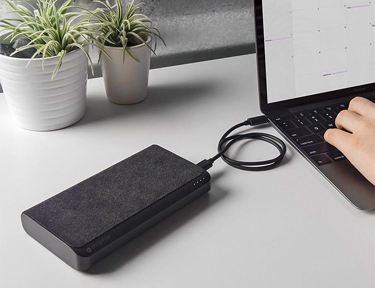 The Mophie PowerStation XXL is a Serious Backup Battery for USB-C Devices at werd.com