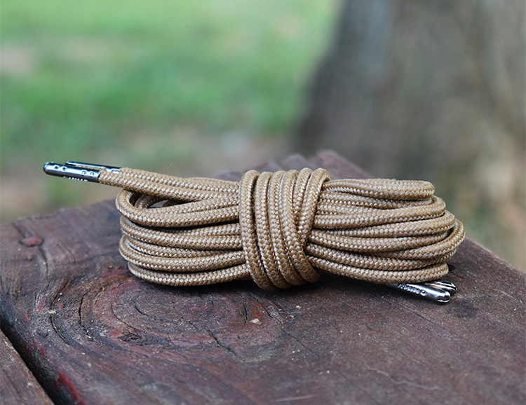 Rhino Boot Laces Are Stronger Than Steel at werd.com