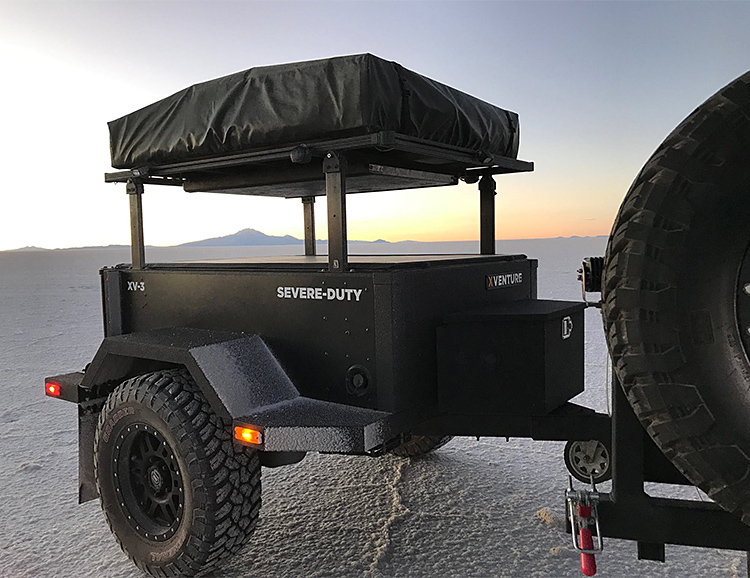 Schutt Industries XV-3 Trailer Offers Options For Every Adventure at werd.com
