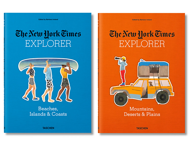 Find Your Next Dream Trip in The New York Times Explorer Series at werd.com