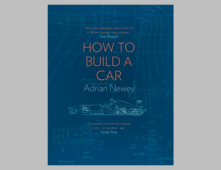 How to Build a Car Tells the Story of an F-One Legend at werd.com
