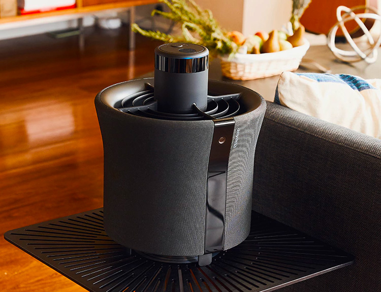 Aire is the Flying Robot For Your Home at werd.com