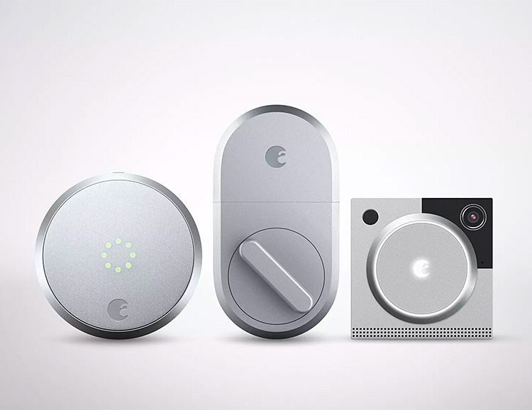 August Home Introduces 3 New Smart Lock Products at werd.com