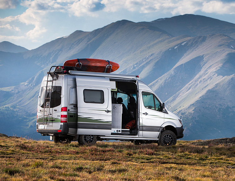 The Winnebago Revel is the Tricked-Out Sprinter You're Fiending For at werd.com