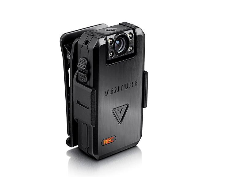 Wolfcom Introduces the Venture Civilian Body Camera at werd.com
