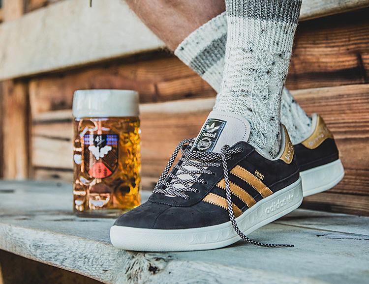 Oktoberfest is Coming, Get Your Beer-Spill Proof Adidas Kicks at werd.com