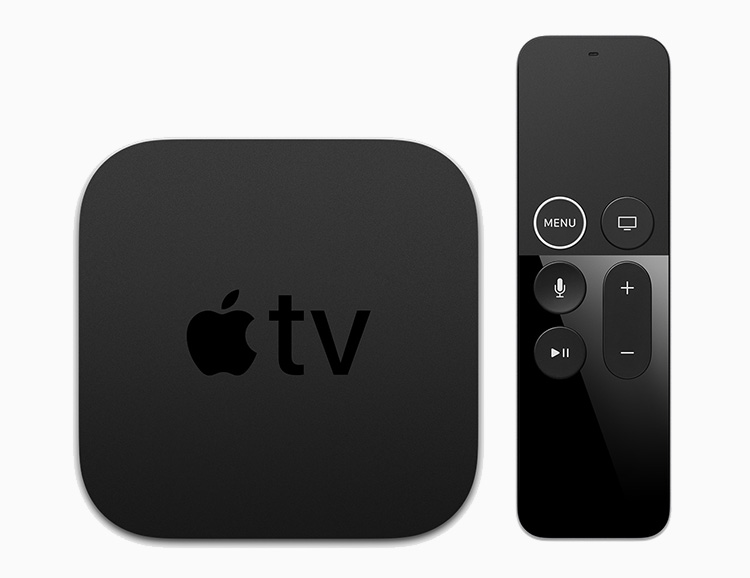 Apple TV 4K at werd.com