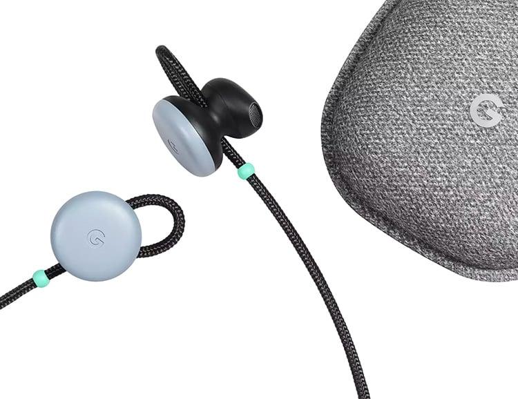 Google Introduces Pixel Buds, Their First Wireless Headphones at werd.com