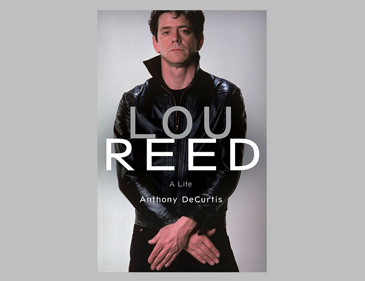 <i>Lou Reed: A Life</i> is the Story of an American Icon at werd.com