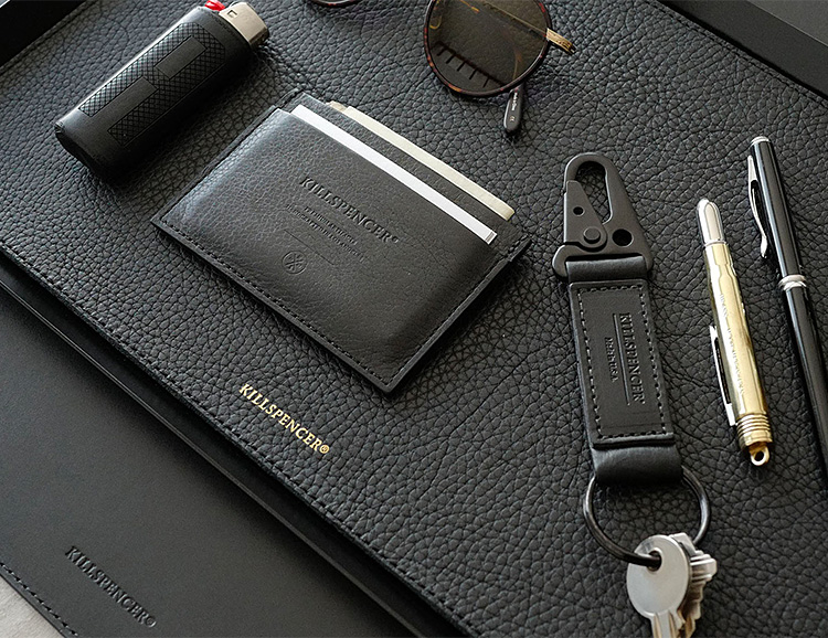 The Office Collection from Killspencer Will Organize & Dial-In Your Desktop at werd.com