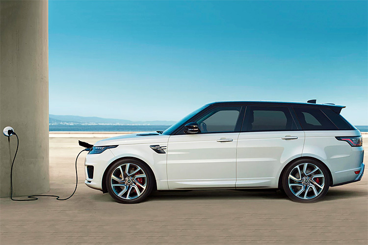 Land Rover Unveils Its First Plug-In Hybrid Range Rover at werd.com