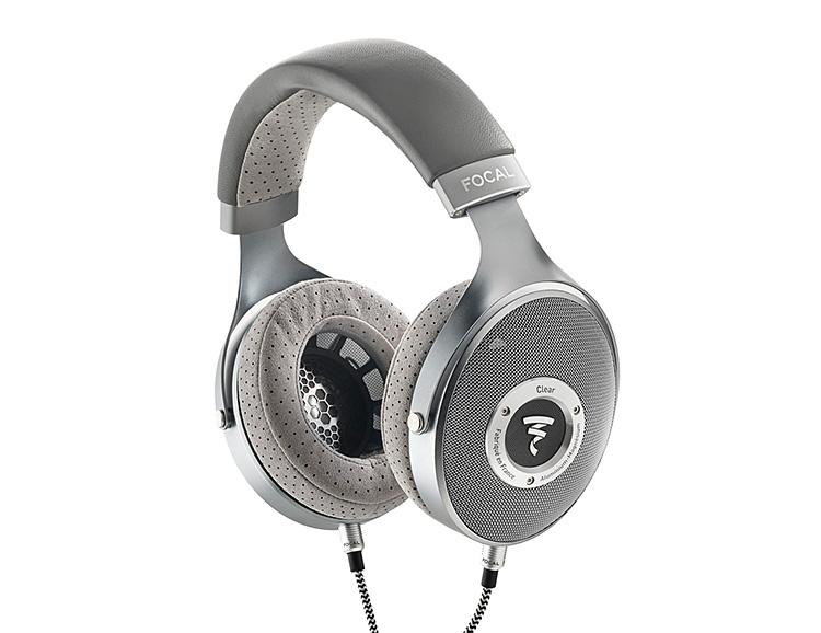 Spendy AF: Focal Clear Headphones at werd.com