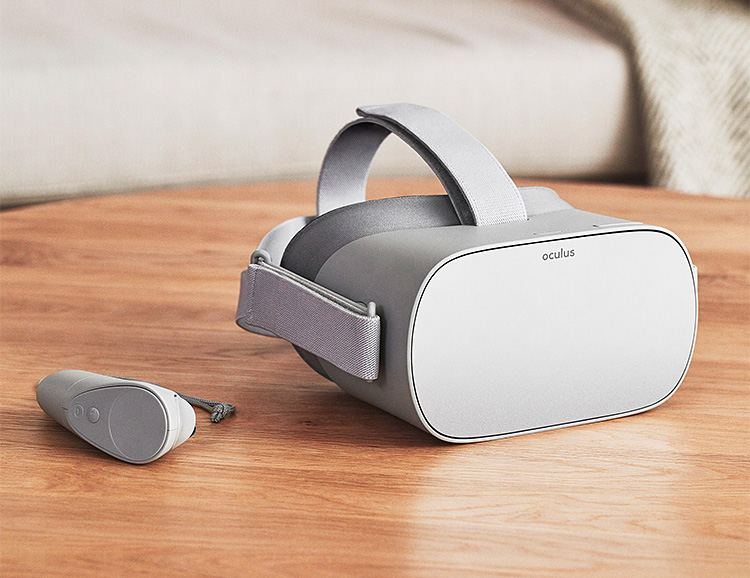 Oculus Go is a Powerful VR Headset for the Masses at werd.com