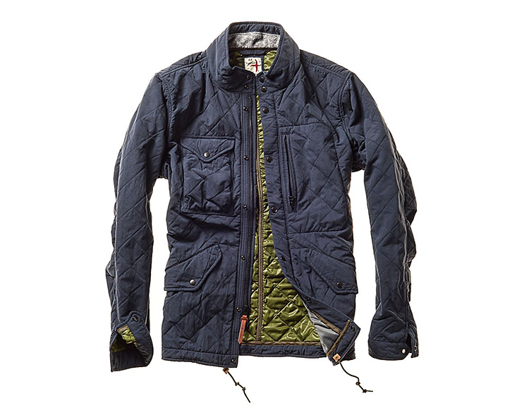 We Found Your Fall Field Coat at werd.com