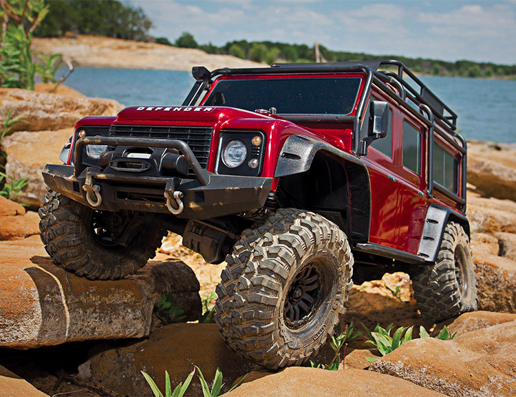 Here's the Land Rover Defender that Fits Your Budget at werd.com
