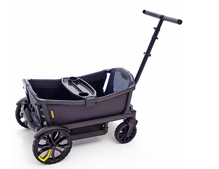 In the Veer Cruiser, Your Little Ones Can Go Anywhere at werd.com