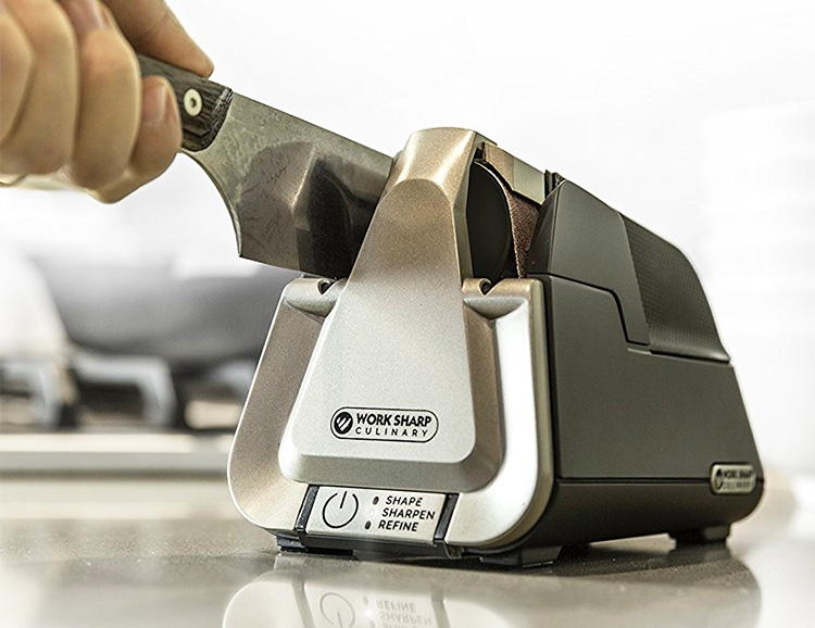 We Found an Easier Way to Keep Every Knife in Your Kitchen Razor Sharp at werd.com