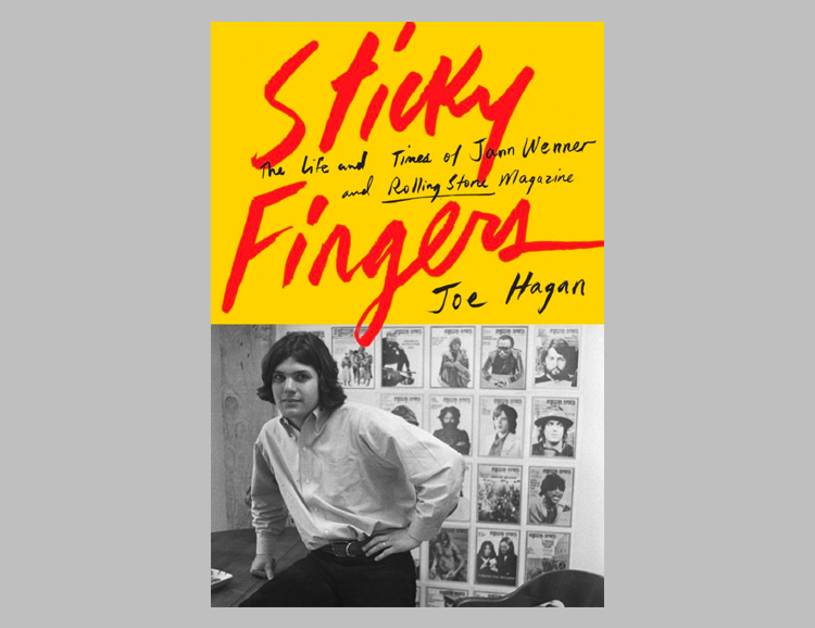 Sticky Fingers: The Life and Times of Jann Wenner and Rolling Stone Magazine at werd.com