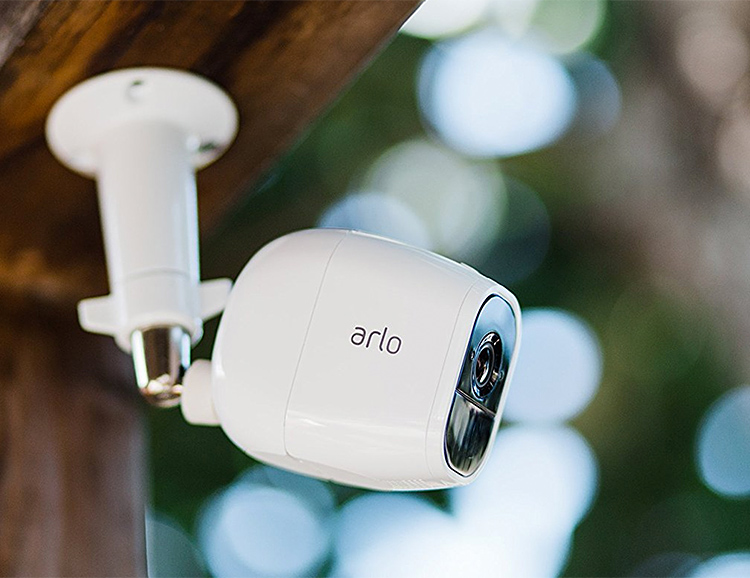 The Arlo Pro 2 System Delivers Smart Security & Flexibility at werd.com
