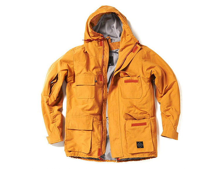 Wear This Jacket for Snowboarding Now & Motorcycling Later at werd.com
