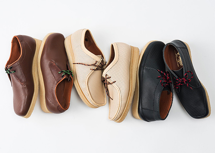 Commonwealth Creates an Exclusive Footwear Collection with Padmore & Barnes at werd.com