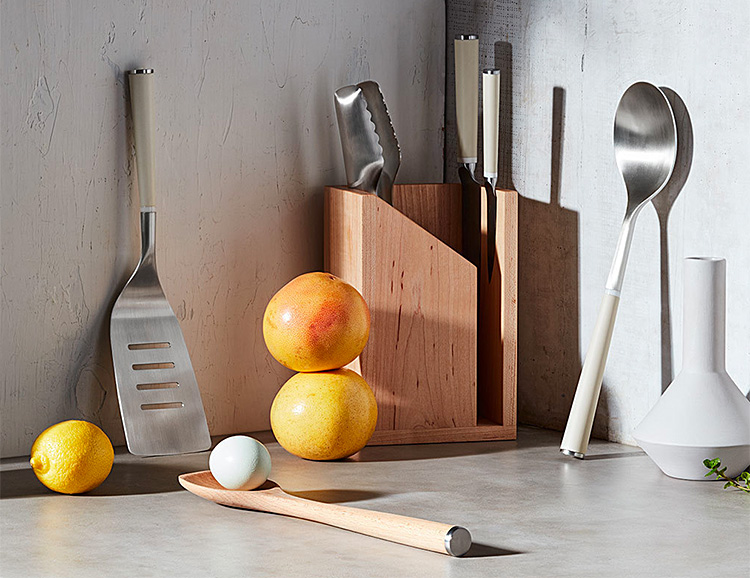 Material Kitchen Has All the Tools You Need for Killer Cooking at werd.com