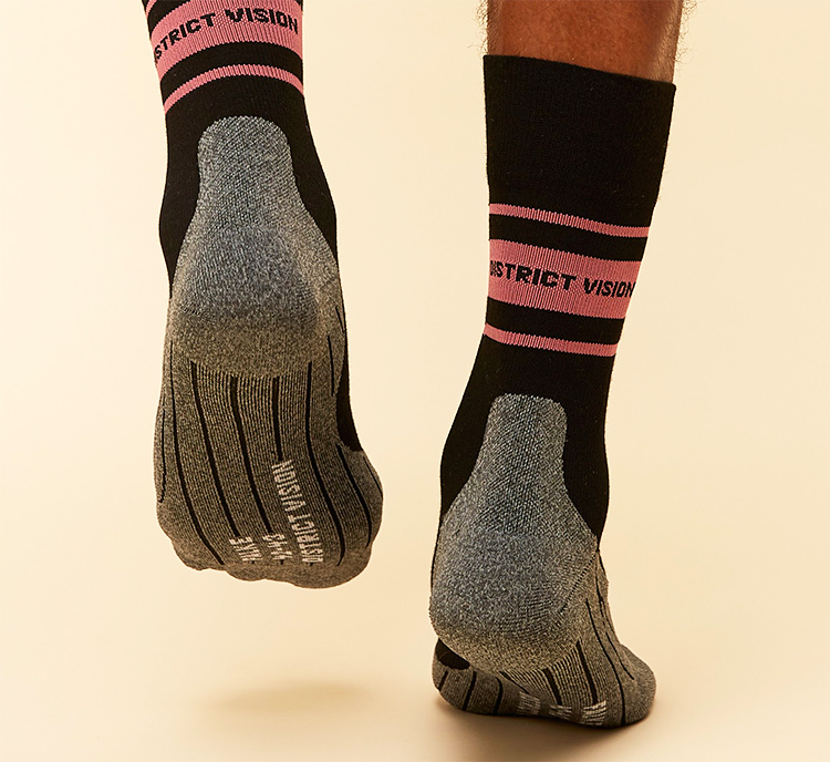 Treat Your Feet To a Pair of Sindo Performance Socks at werd.com