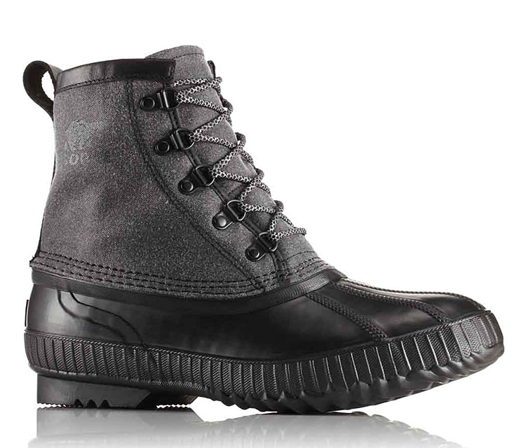 For Weatherproof Winter Boots, Sorel's Got You Covered at werd.com