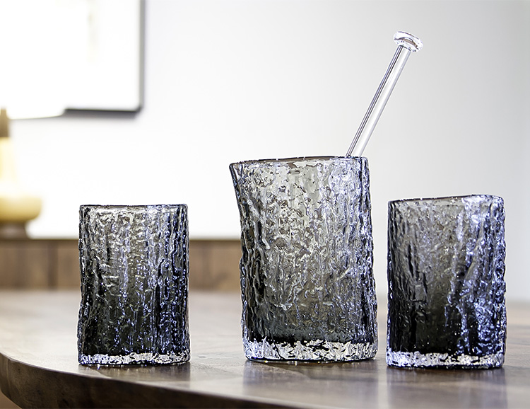 The Stump Cocktail Set Gets Whiskey To Your Mouth In Style at werd.com