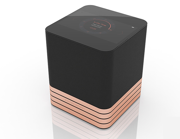 The Compact Tana SL-1 Speaker is an Audiophile's Dream for Streaming at werd.com