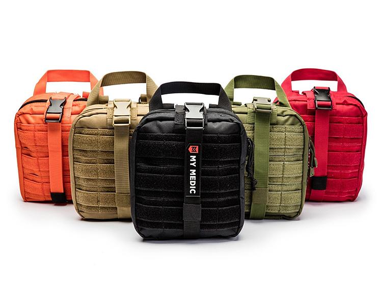 MyFAK is a Ballistic First Aid Kit at werd.com