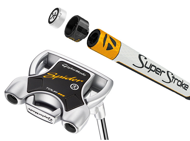 TaylorMade's Spider Interactive Putter has a Built-In Brain at werd.com