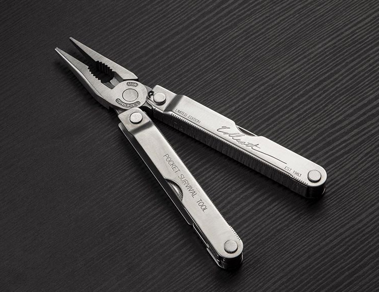 Leatherman Brings Back a Classic with the Collector's Edition PST at werd.com