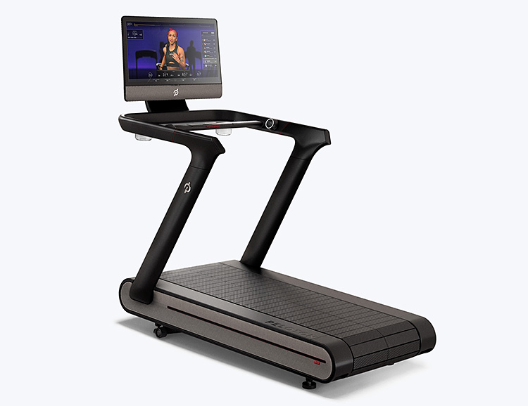 Peloton Introduces Tread, an Internet-Connected Treadmill at werd.com