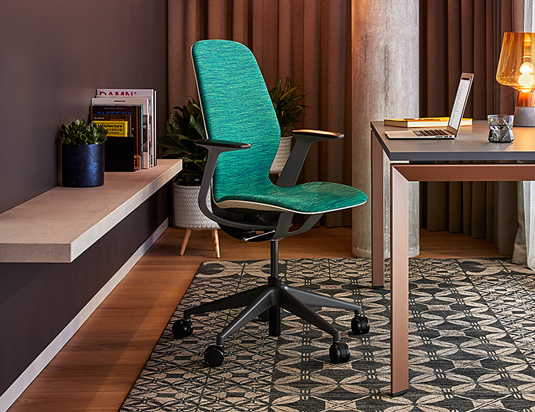 The SILQ Office Chair is Simply Stunning at werd.com