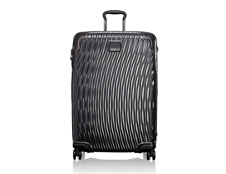Tumi's Latitude Luggage Collection is Travel Tough at werd.com