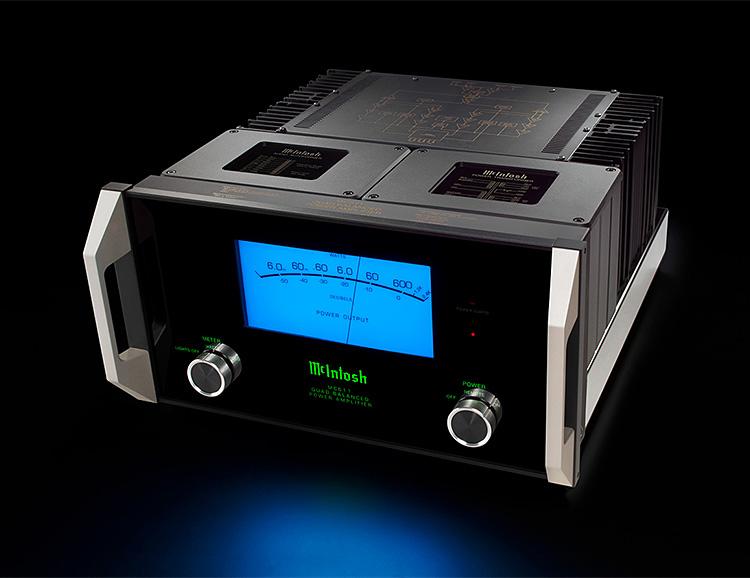 McIntosh Introduces $28,000 Quad Balanced Amplifier at werd.com