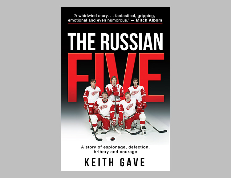 The Russian Five: A Story of Espionage, Defection, Bribery and Courage at werd.com