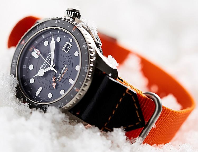The Bremont Endurance Crossed Antarctica at werd.com