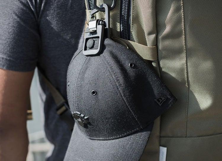 Keep Your Ballcap Crispy with CapSnap at werd.com