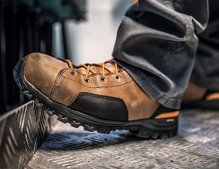 Get To Work In Danner's Stronghold Boot at werd.com