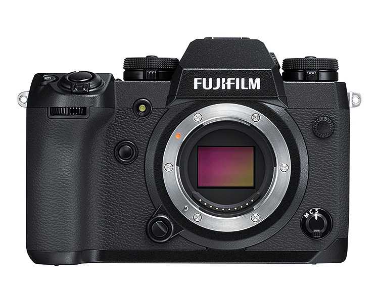 Fujifilm Introduces X-H1 with 4k Video Capability at werd.com