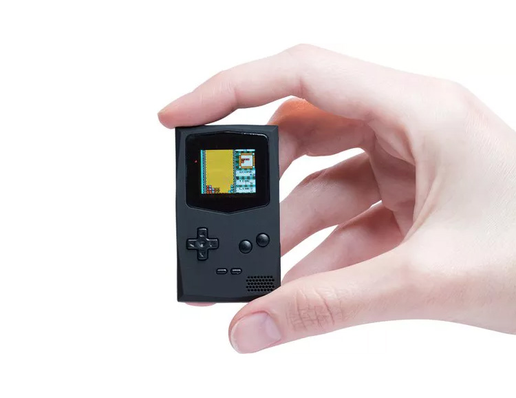 Keychain GameBoy is the Ultimate EDC Essential at werd.com